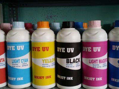 Hướng dẫn sử dụng mực in UV tốt nhất