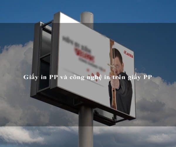 Giấy in PP và công nghệ in trên giấy PP 5