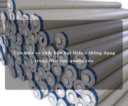 Tìm hiểu về chất liệu bạt Hiflex thông dụng trong lĩnh vực quảng cáo