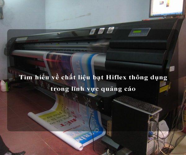 Tìm hiểu về chất liệu bạt Hiflex thông dụng trong lĩnh vực quảng cáo 2